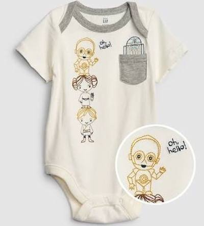 Baby Gap Star Wars Bodysuit