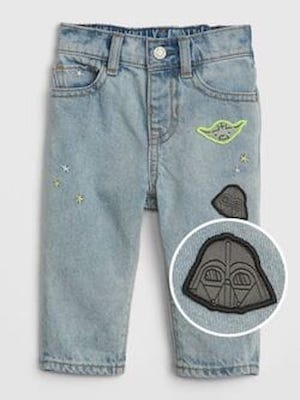 Baby Gap Star Wars Straight Fit Jeans