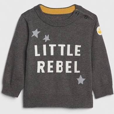 Baby Gap Star Wars Sweater