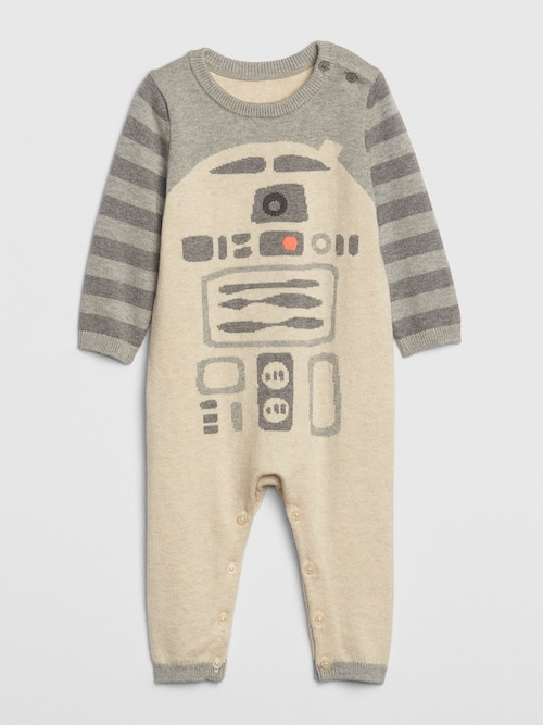 Baby Gap Star Wars Sweater One-Piece