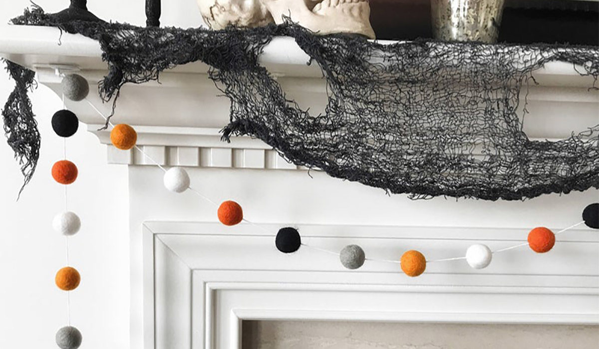 Hauntingly Cute Halloween Home Decor