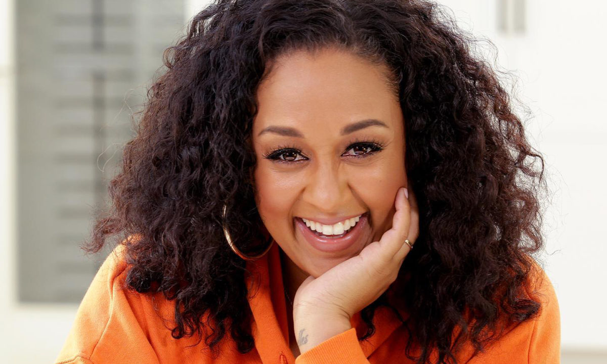 Tia Mowry Talks How Parents Can Support Their Child's Teachers During The School Year And Her Favorite Back-To-School Products