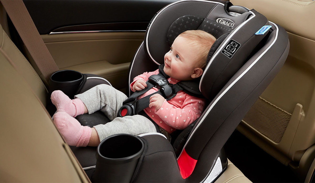 Trade in Your Used Car Seat for a Walmart Gift Card Starting September 16