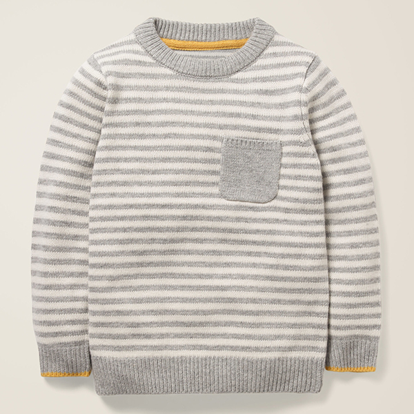 Boden Essential Crew Sweater for Boys