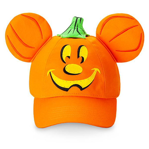 Mickey Mouse Light Up Halloween Baseball Hat