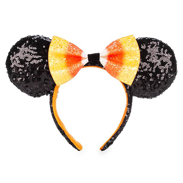 Minnie Mouse Candy Corn Ear Headband