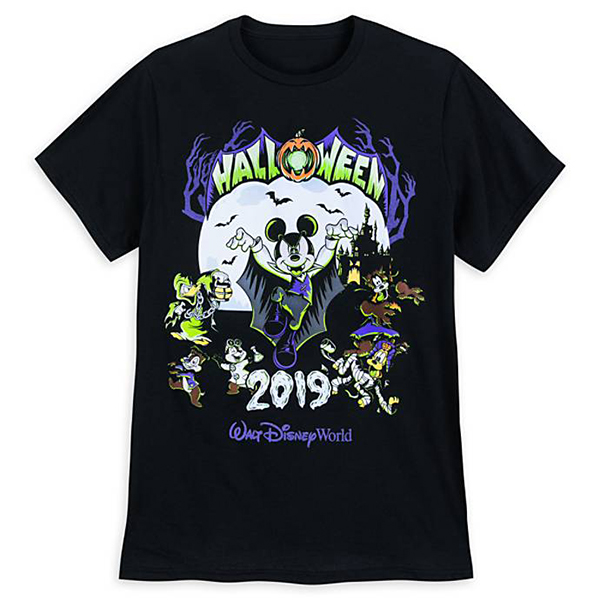 Disney Halloween 2019 T-Shirt