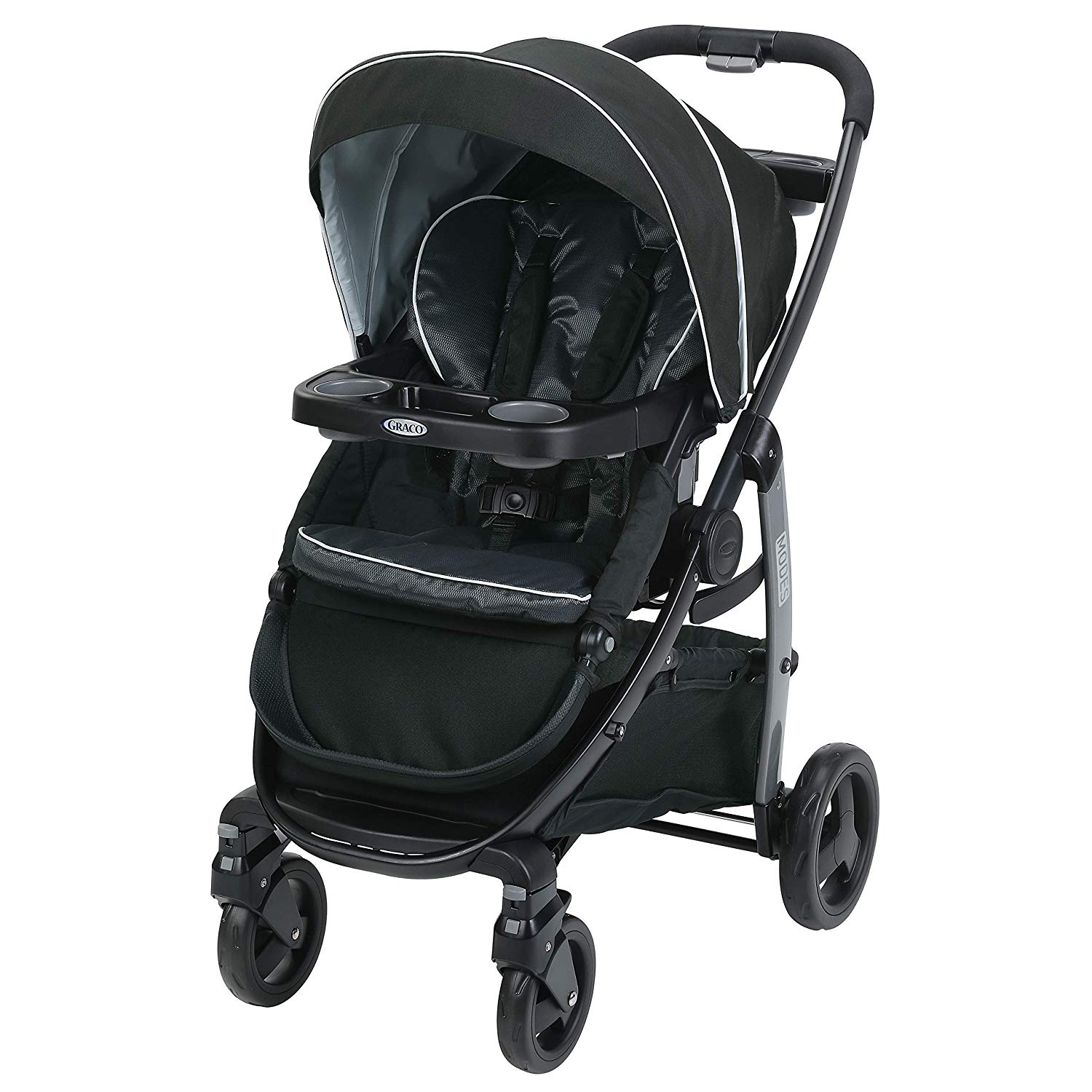 Graco Modes Click Connect Stroller, Gotham