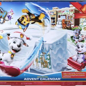 The 2019 Paw Patrol Advent Calendar Has Arrived! Get it Before the