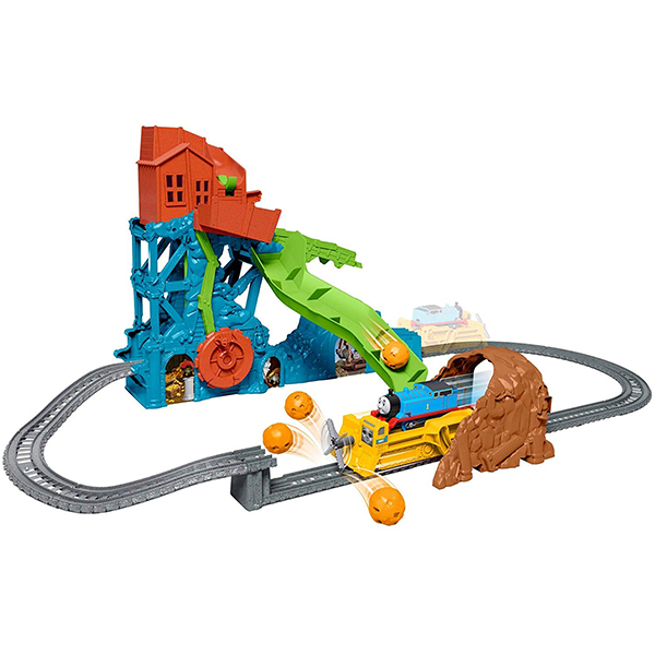 Thomas & Friends Fisher-Price Trackmaster Cave Collapse