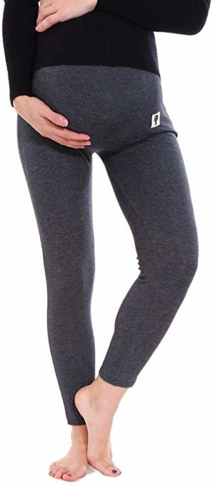 High-Waist Stretch Leggings
