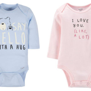 Best Fall Bodysuit Styles for Newborns Designed to Warm Your Heart