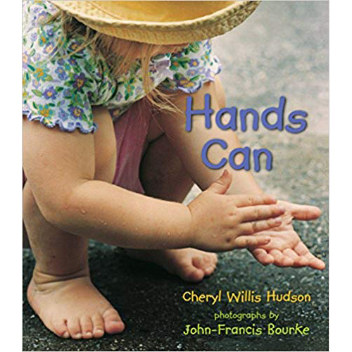 'Hands Can' by Cheryl Willis Hudson