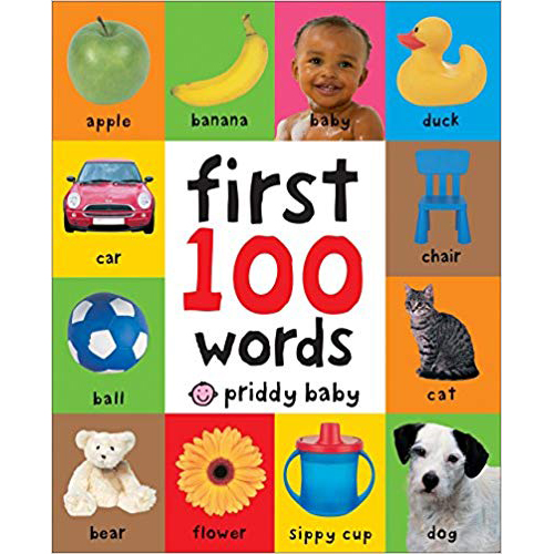 'First 100 Words' by Rodger Priddy