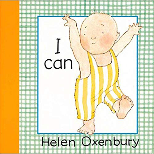 'I Can' by Helen Oxenbury