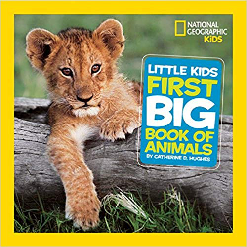 'Little Kids First Big Book of Animals' by Catherine D. Hughes