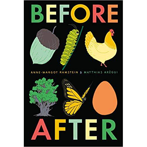 'Before After' by Matthias Arégui and Anne-Margot Ramstein
