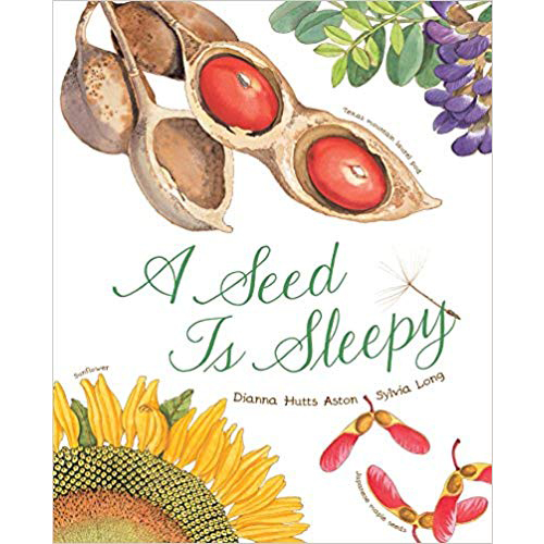 'A Seed Is Sleepy' by Dianna Aston and Sylvia Long