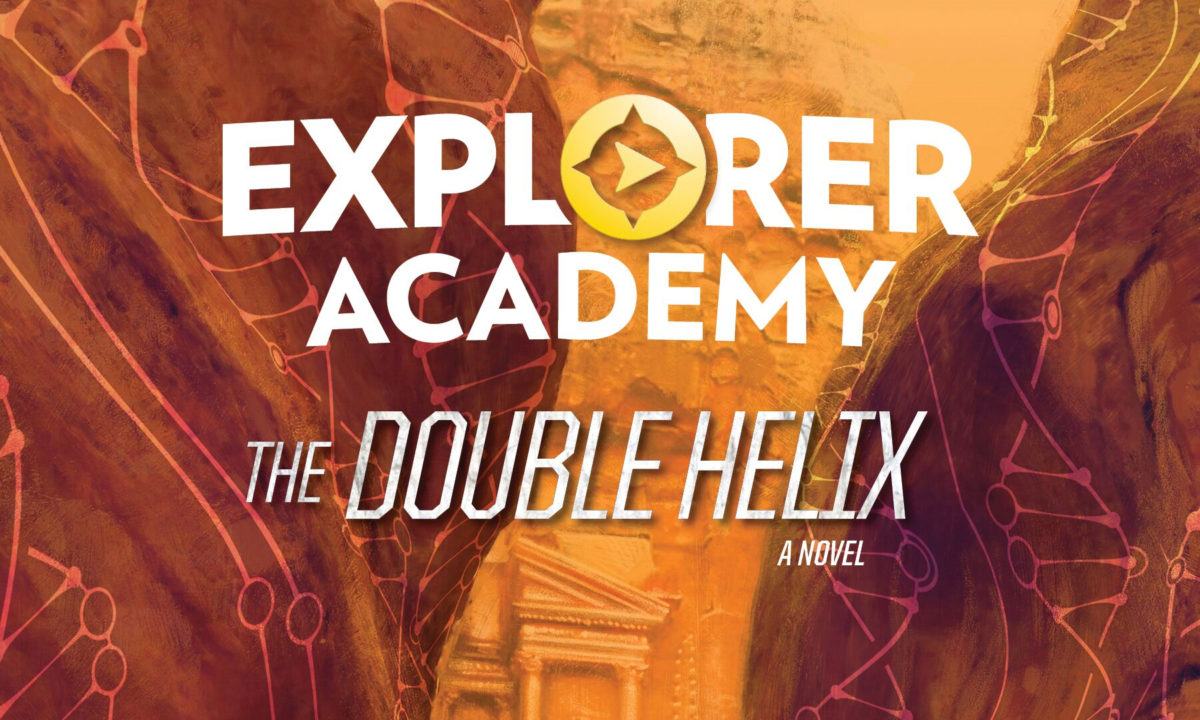 Get A Sneak Peek At The New Book From National Geographic's 'Explorer Academy' Series