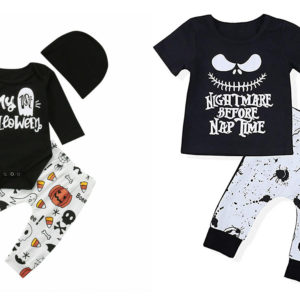 Super Sweet Outfits To Celebrate Baby's First Halloween