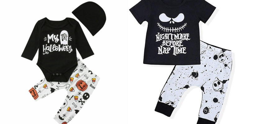 Have no fear! Your baby will hardly be boohooing while getting into the spirit of Halloween clad in these super cute costumes designed for baby's first spooky celebration. While we know your little pumpkin has a few years yet before…