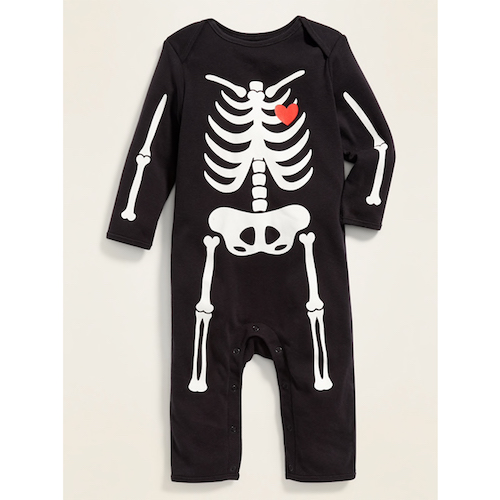 Old Navy Halloween Graphic One-Piece for Baby