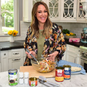 Haylie Duff Shares Her Tips For Making Healthy No-Hassle Meals For The Whole Family