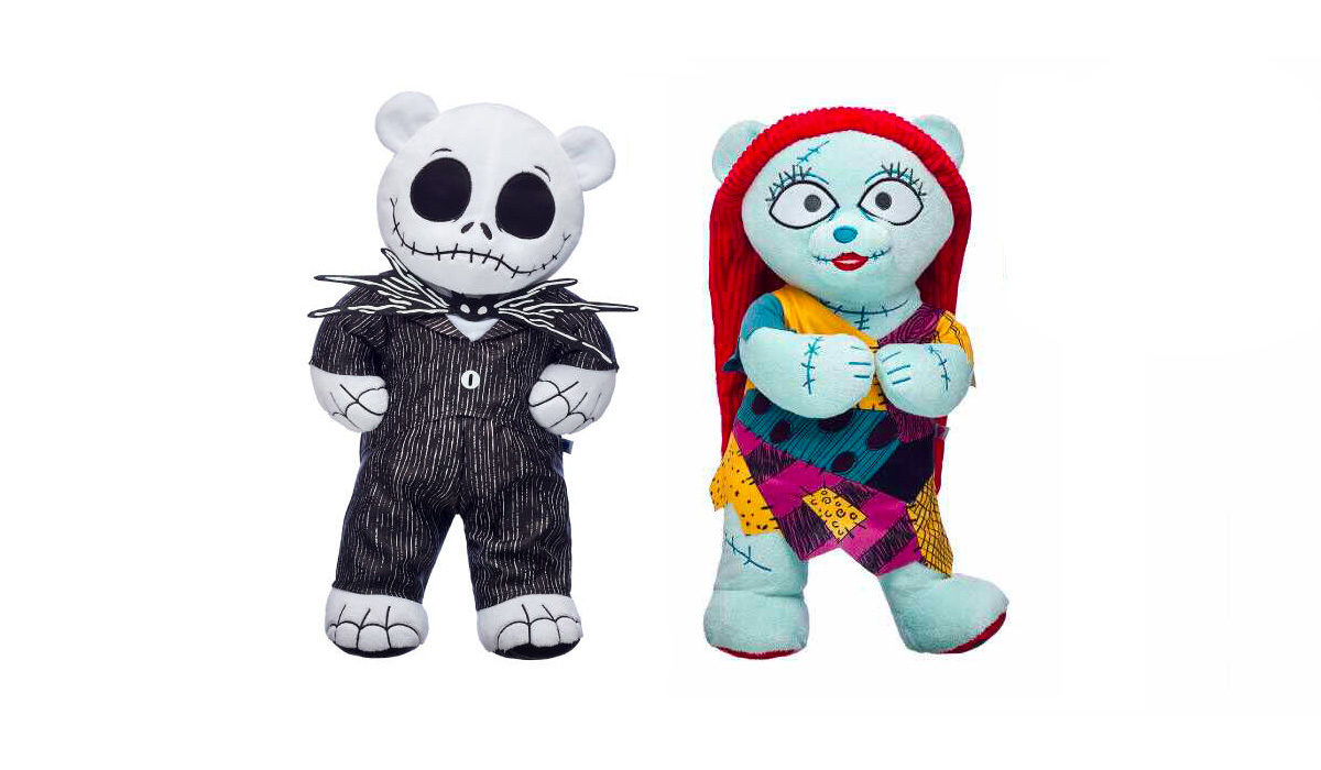 Build-a-Bear's Nightmare Before Christmas Collection is Selling Frighteningly Out Fast