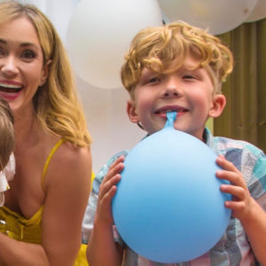 Actress Ashley Jones Shares Her Birthday Party Planning Must-Haves