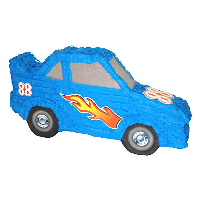 Aztec Imports Racing Car Pinata