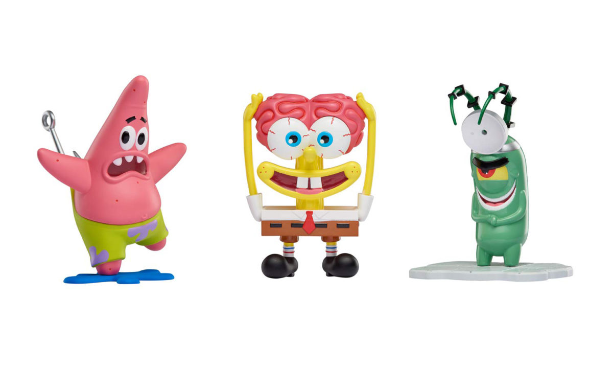 Celebrate 'SpongeBob SquarePants' 20th Anniversary With New Toys & Gifts For 2019