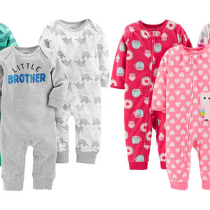 Save on Fall Basics for Baby During the Simple Joys by Carter's Sale on Amazon!