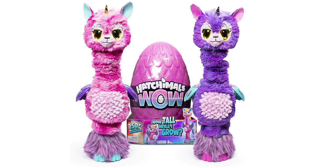 Surprise! Hatchimals WOW Have Arrived and They Are Going to Be Huge!