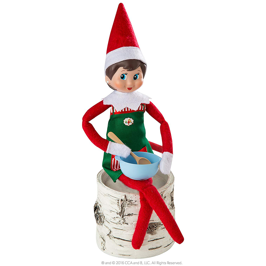 The Elf on the Shelf Claus Couture Sweet Shop Set