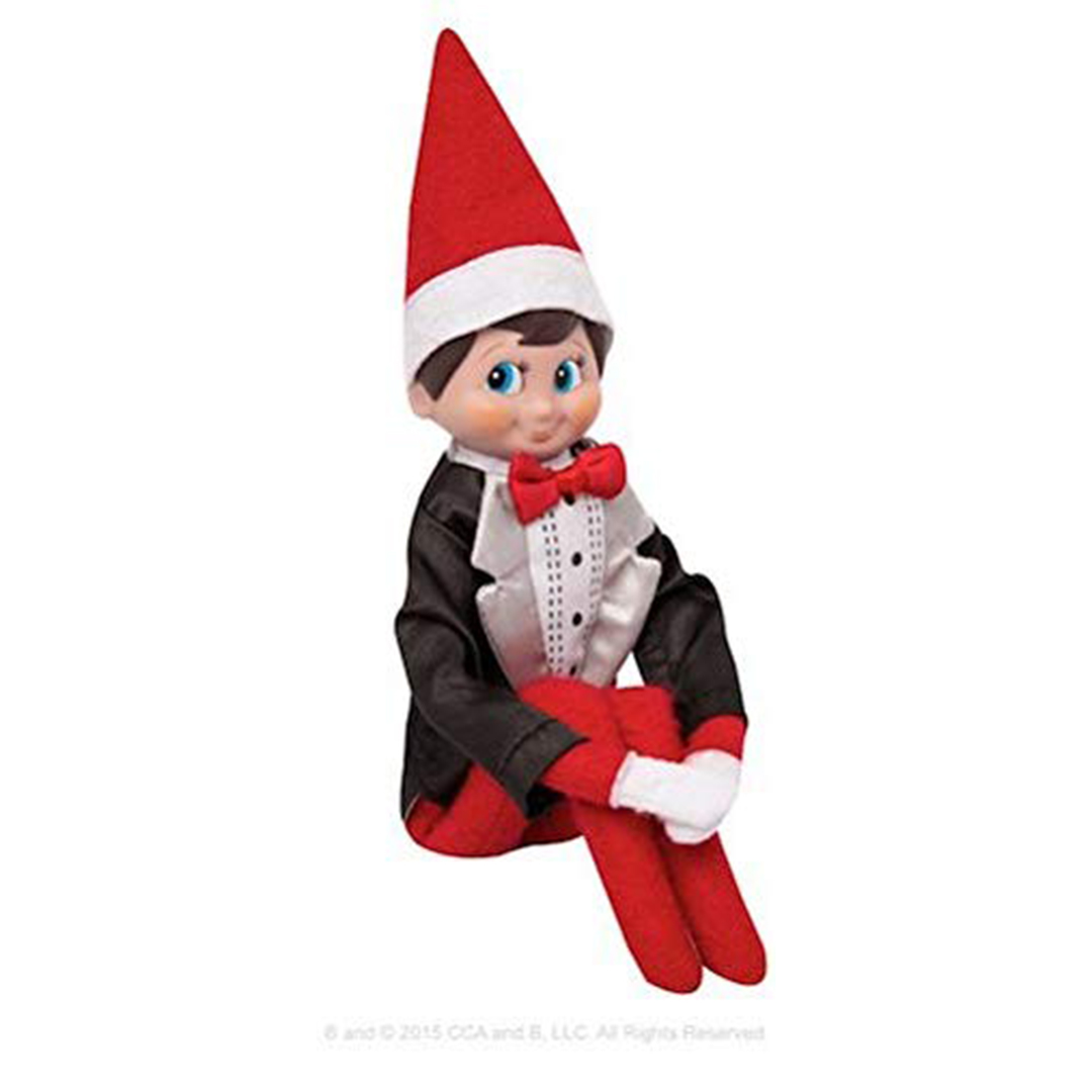 The Elf on the Shelf Claus Couture Collection Dapper Tuxedo