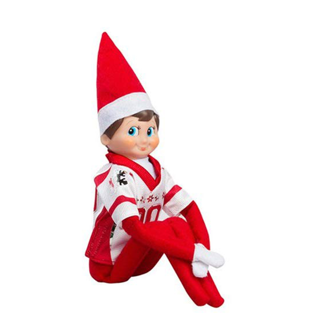 The Elf on the Shelf Claus Couture Collection Game Day Jersey