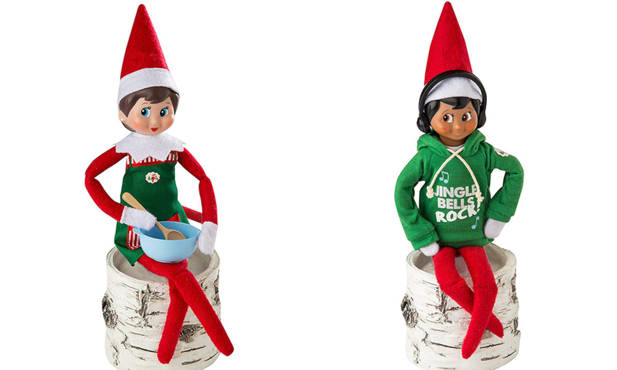 We Found the Best Outfits to Up Your Elf on the Shelf Game this Holiday Season!