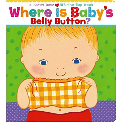 'Where is Baby's Belly Button?'