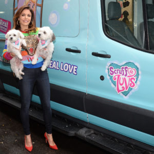 Bethenny Frankel Talks How Her Dogs Changed Her Life & Encourages Others To 'Adopt Not Shop'