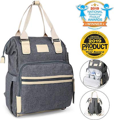 Kids N' Such Multifunction Large Travel Baby Bag