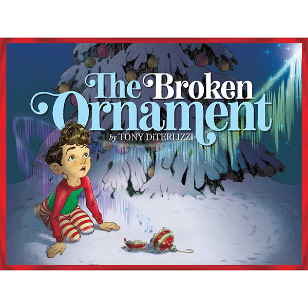 The Broken Ornament by Tony DiTerlizz