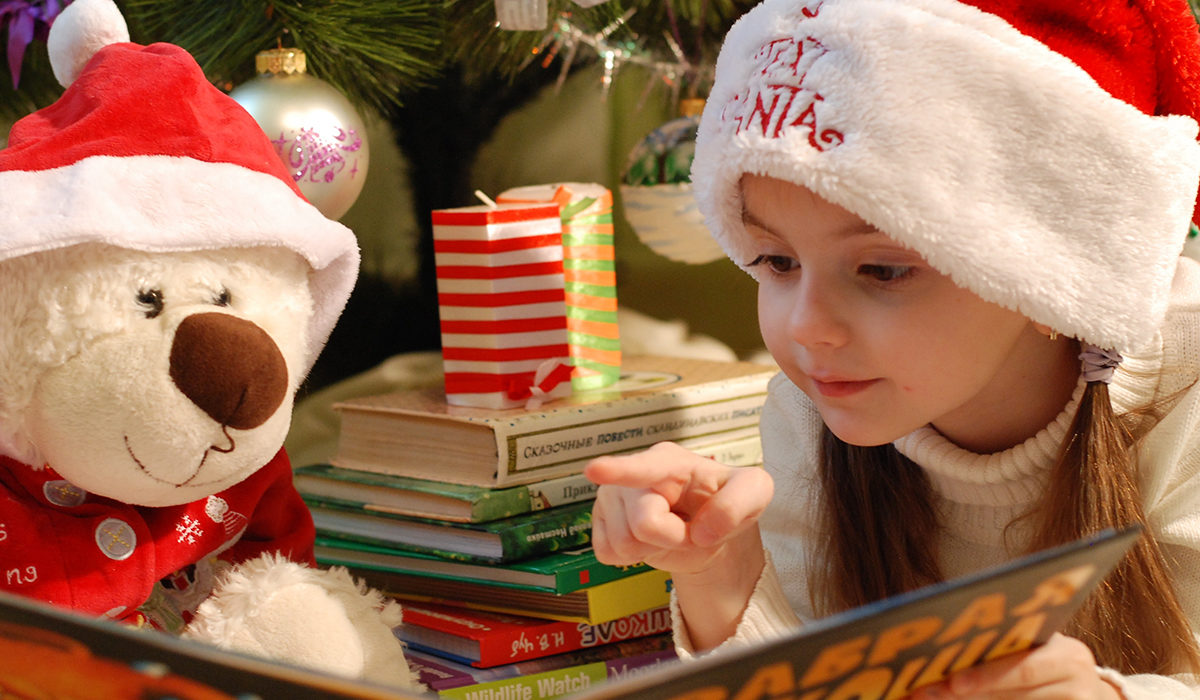 The Best Holiday Books to Read with Little Kids