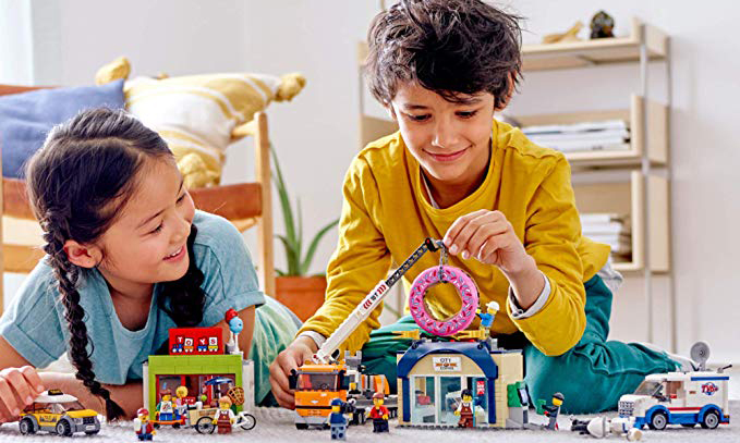 The 10 Best LEGO City Sets