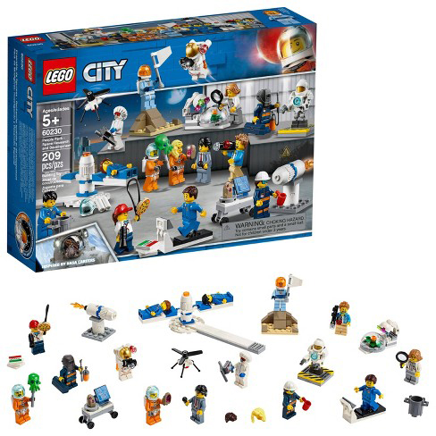 LEGO City Space Port People Pack