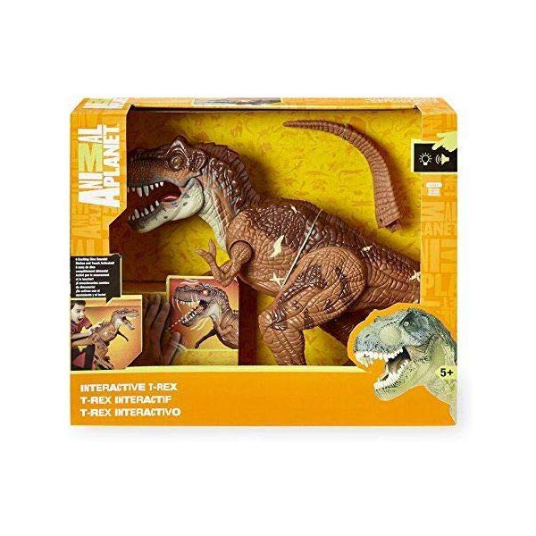 Animal Planet Interactive T-Rex