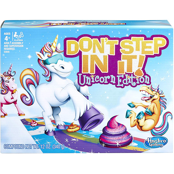 Don't Step In It! Unicorn Edition
