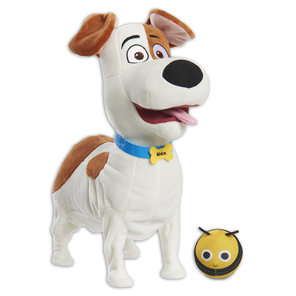 Secret Life of Pets 2 Movin' & Chat Max