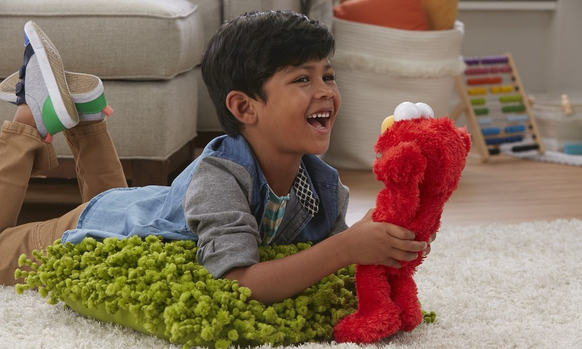 Toy Forecasters Say Sesame Street's Love to Hug Elmo is Worth Grabbing Before He's Gone!