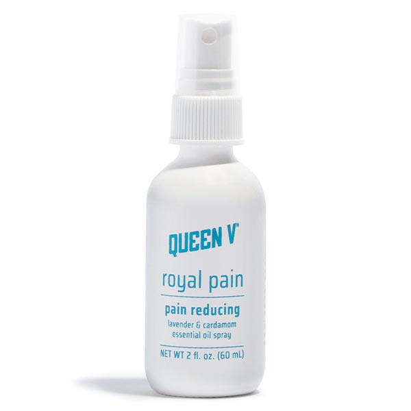 Queen V Royal Pain Pain Reducing Essential Oil Spray