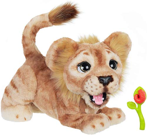 The Lion King Mighty Roar Simba by FurReal